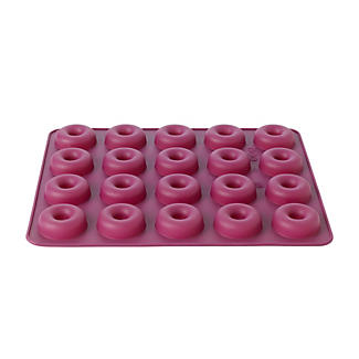 Silicone Mini Doughnuts Mould alt image 1