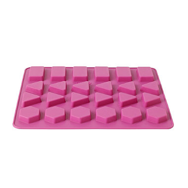 Silicone Choco-Shapes Mould