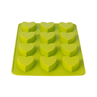 Silicone Hearts Mould