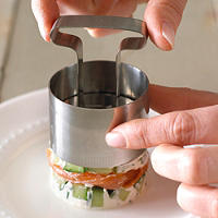 Press & Present Mini Cooking Rings