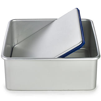 PushPan® Loose Based 20cm Cake Tin - Square