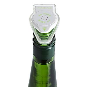 3 Vacu-Store Wine Bottle Stoppers