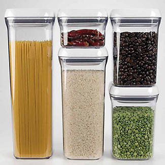 OXO Good Grips Pop 2.3L Square Food Storage Container alt image 4