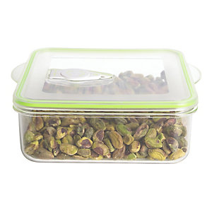 Vacu-Store 1 litre Square Container