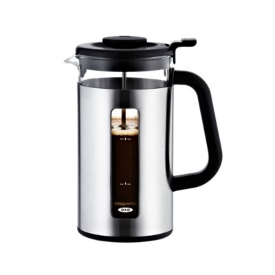 OXO Good Grips 8 Cup French Press in cafetieres and coffee pots at Lakeland