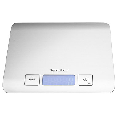 Terraillon® Slim Electronic Scale