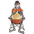Trick or Treat Skeleton Cupcake Holders