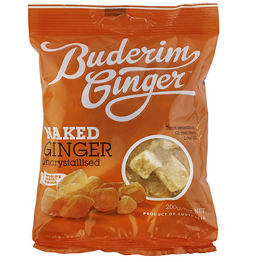 Buderim Naked Ginger
