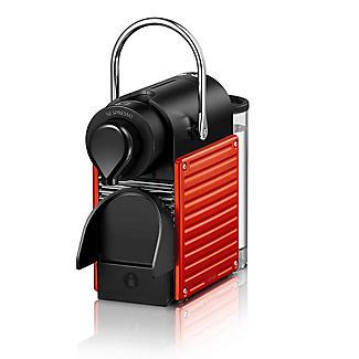 Krups Nespresso® Electric Red Pixie Coffee Pod Machine XN3006 alt image 2