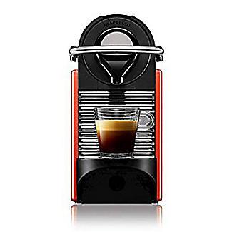 Krups Nespresso® Electric Red Pixie Coffee Pod Machine XN3006 alt image 3