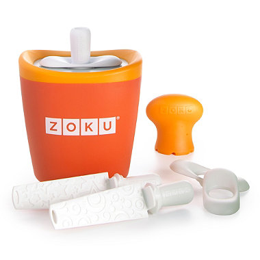 Zoku® Orange Single Quick Pop Maker