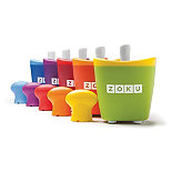 Zoku® Red Single Quick Pop Maker