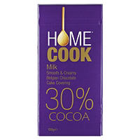 Home Cook Belgian Milk Chocolate