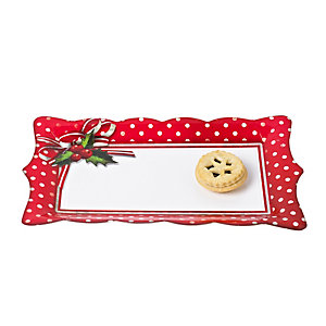 Jolly Holly Festive Platters