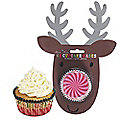 48 Merry & Bright Cupcake Cases