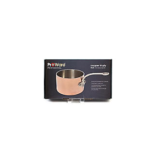 Copper Tri-Ply Mini Saucepan 9cm alt image 7
