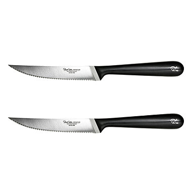 2 Serrated Steak Knives