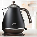 Delonghi Vintage Icona Kettle Black