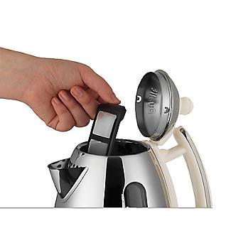 Dualit® 1.5L Canvas White Jug Kettle - Rapid Boil alt image 8