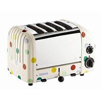 Dualit Emma Bridgewater 4-Slice Toaster