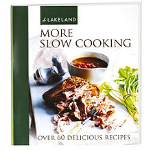 Lakeland More Slow Cooking