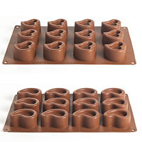 Silicone Dimple Mould Set
