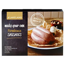 Lakeland Make-Your-Own Farmhouse Sausage Kit