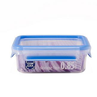 Clean Click Hygienic Square 0.85l Box