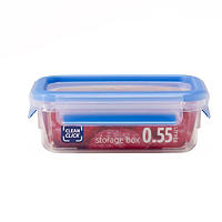 Clean Click Hygienic Rectangular 0.55L Box