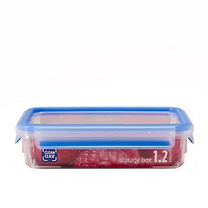 Clean Click Hygienic Rectangular 1.2L Box