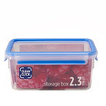 Clean Click Hygienic Rectangular 2.3L Box