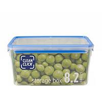 Clean Click Hygienic Rectangular 8.2L Box