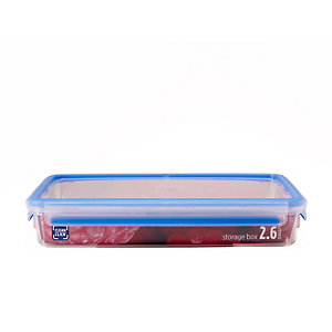 Clean Click Hygienic Rectangular 2.6L Box