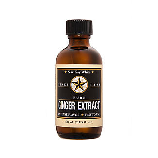 Star Kay White Food Flavour - 60ml Ginger alt image 1