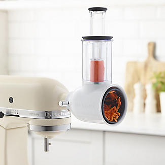 KitchenAid® Slicer & Shredder Attachment MVSA alt image 4