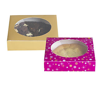 Lakeland Christmas Bauble Cookie Boxes