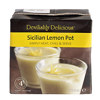 Devilishly Delicious Sicilian Lemon Pot alt image 2