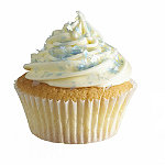 Cake Decorating Sprinkles - 2g Magic Sparkles Pastel Blue