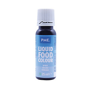 PME Blue Concentrated Natural Food Colouring 25g