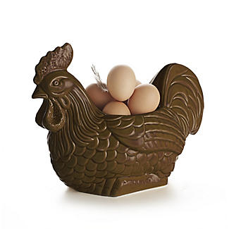 Lakeland Ceramic Hen Nest Chocolate