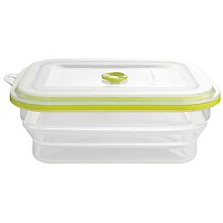 1.5 Litre Rectangular Store and More Container