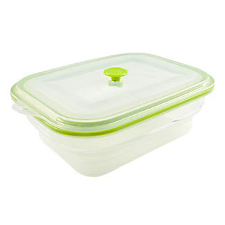 1.5 Litre Rectangular Store and More Container alt image 4