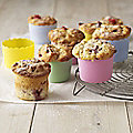 8 Scalloped Muffin Cases