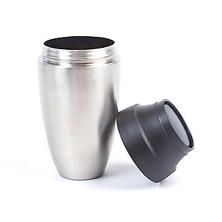 Stainless Steel Insulated Coffee Cup with Lid 350ml alt image 2
