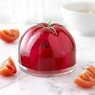 Lebensmittelbehälter in Tomatenform alt image 2