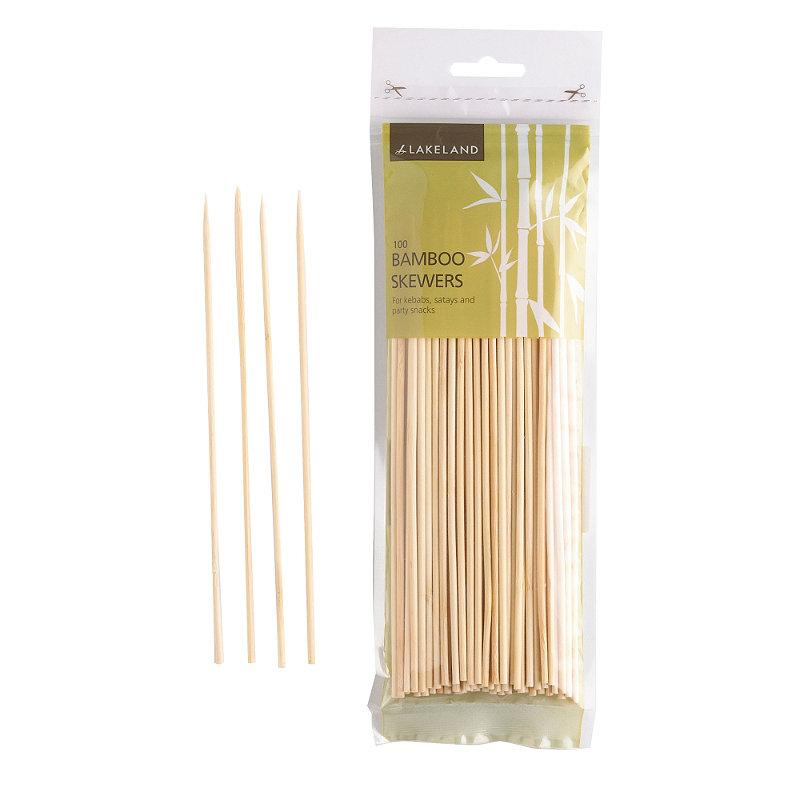 100 Short Bamboo Skewers