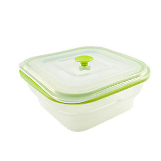 1 Litre Square Store and More Container alt image 4