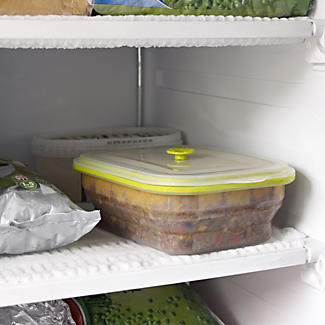 1 Litre Square Store and More Container alt image 5