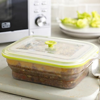 1 Litre Square Store and More Container alt image 6
