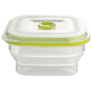 500ml Square Store and More Container